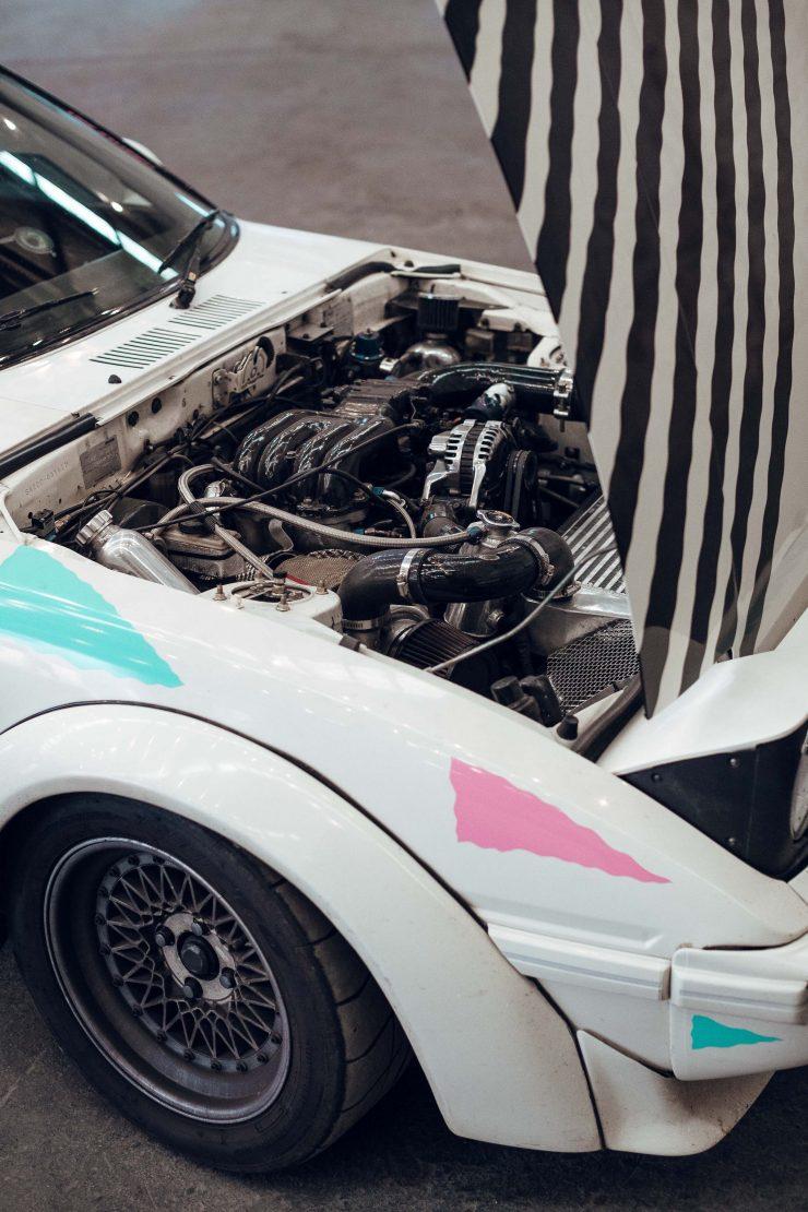 Custom Mazda RX-7 Engine