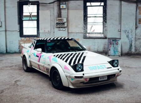 Custom Mazda RX-7 Front 2