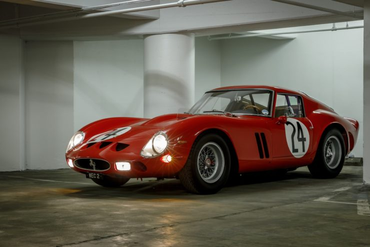 Ferrari 250 GTO Classic Car