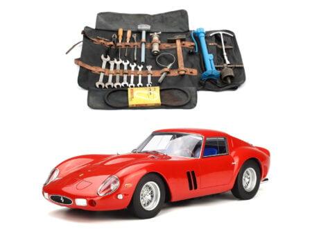 Ferrari 250 GTO + Tool Roll