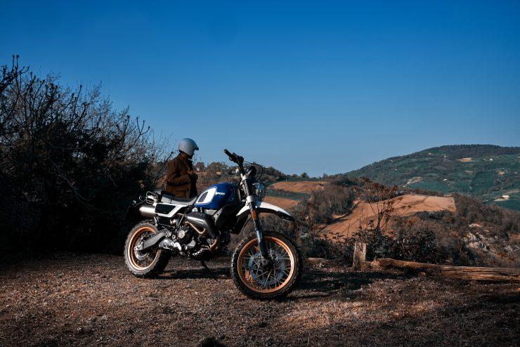 Fuoriluogo Kit Ducati Desert Sled 800 2