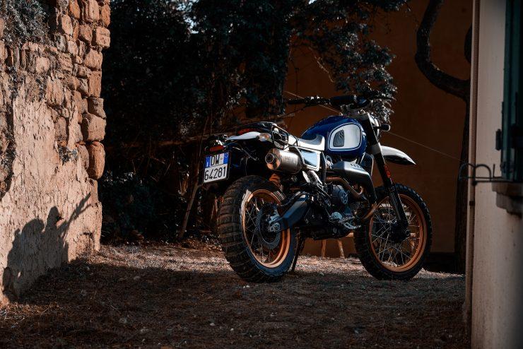 Fuoriluogo Kit Ducati Desert Sled 800 3