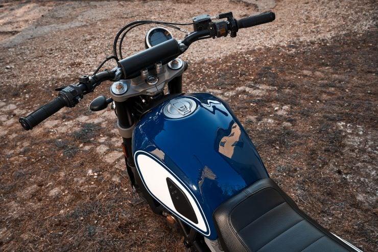 Fuoriluogo Kit Ducati Desert Sled 800 4