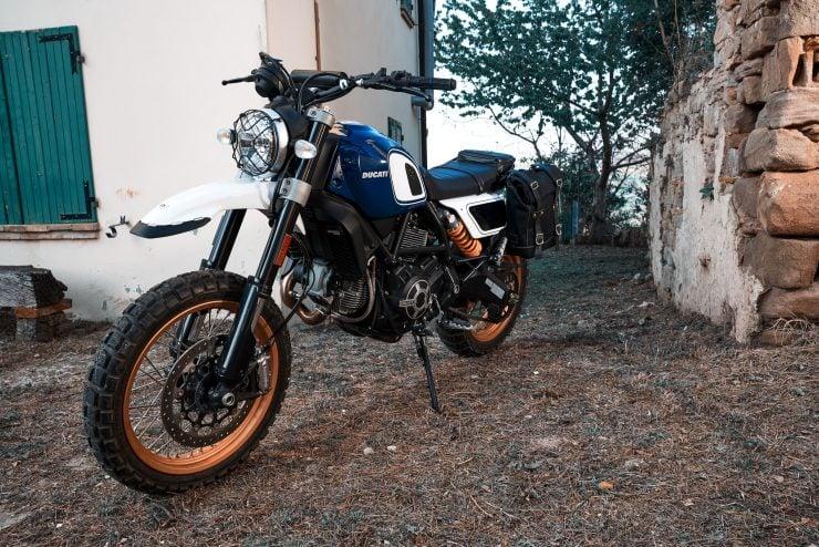 Fuoriluogo Kit Ducati Desert Sled 800 5