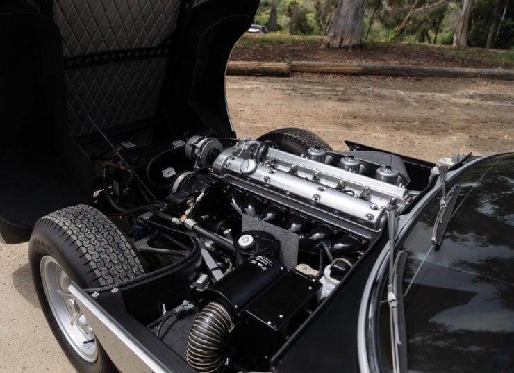 Jaguar Pirana by Bertone E-Type Engine