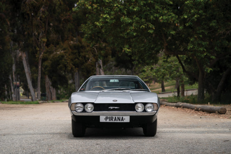 Jaguar Pirana by Bertone Front