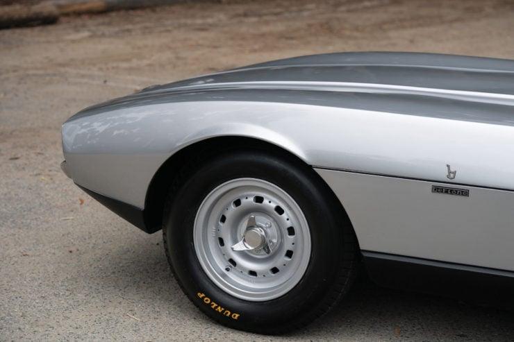 Jaguar Pirana by Bertone Wheels