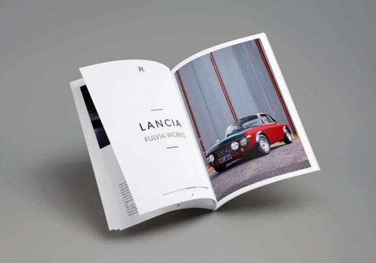 Lancia Fulvia Works