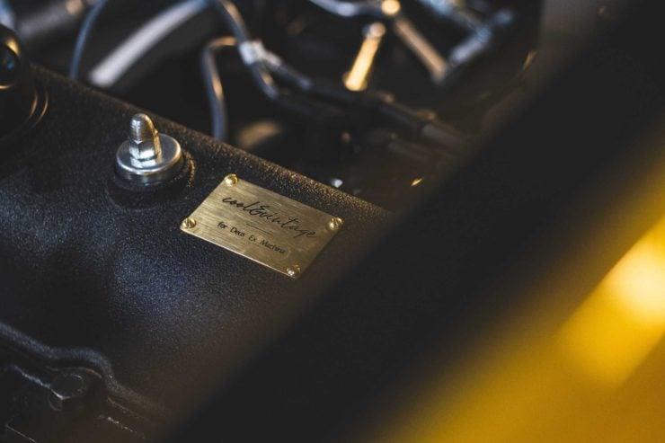 Land Rover Series 2A LWB ID Badge