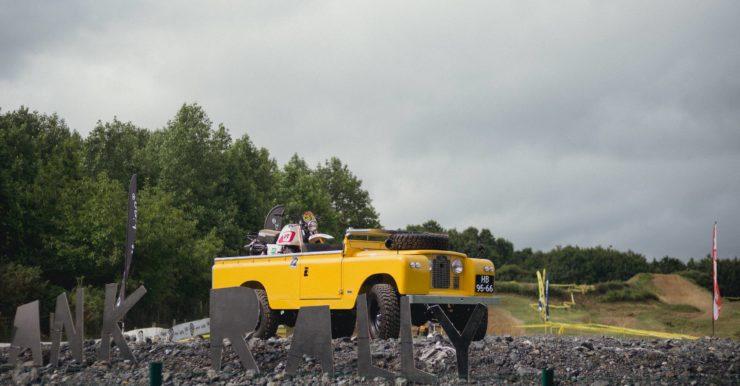 Land Rover Series 2A LWB Main