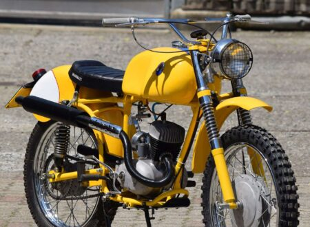 Maserati Regolarità Motorcycle Scrambler Main