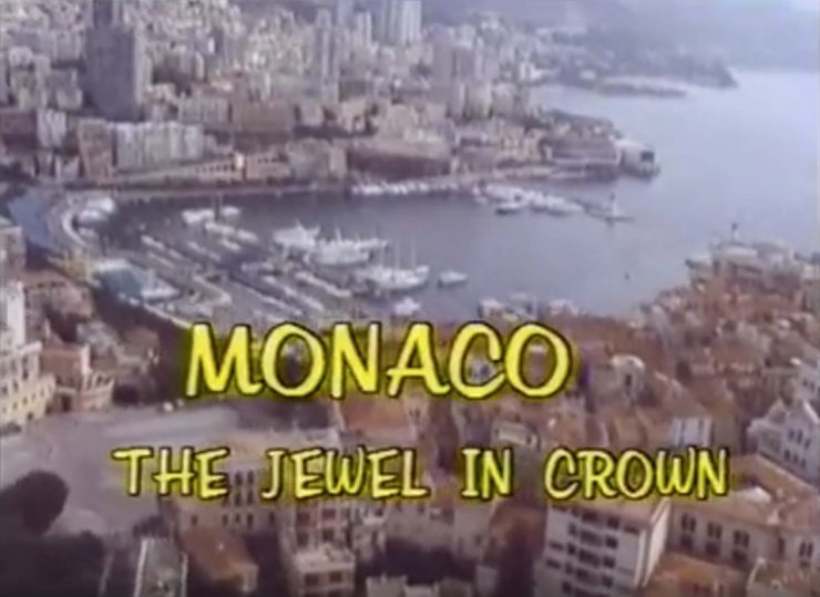 Monaco Jewel In The Crown