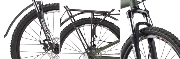 Montague Paratrooper Folding Mountain Bike Details 2