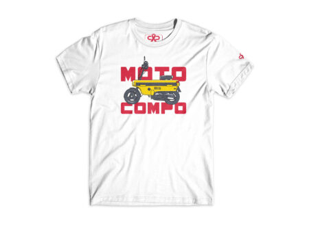 Motocompo Tee Cure Collection