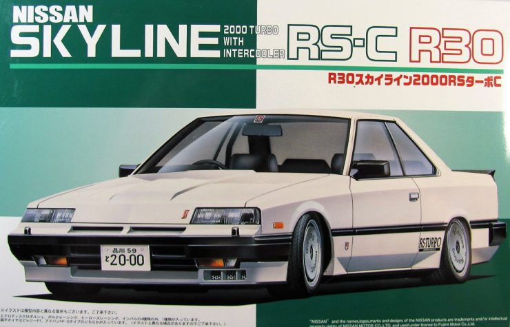 Nissan Skyline 2000 RS-Turbo C