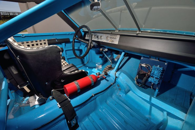 Plymouth Road Runner NASCAR Interior 2