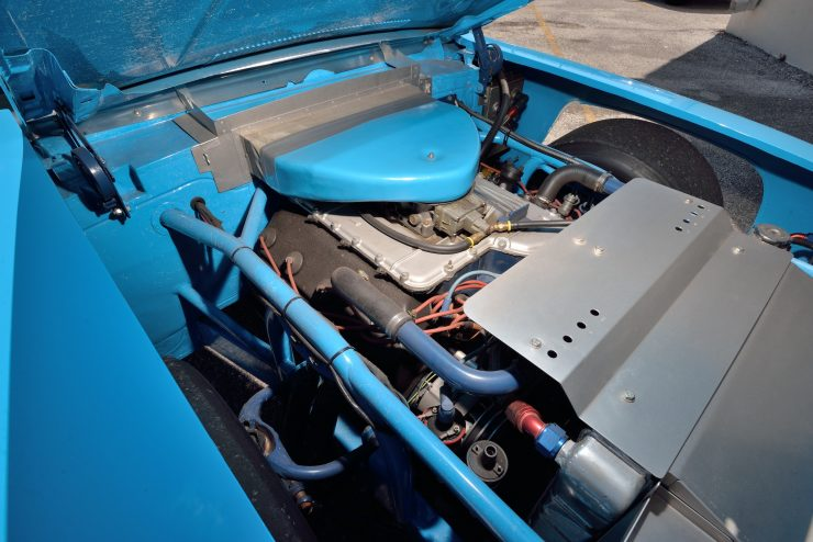 Plymouth Road Runner NASCAR V8 Engine
