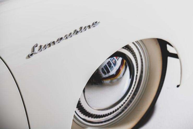 Porsche 356 Limousine Badge