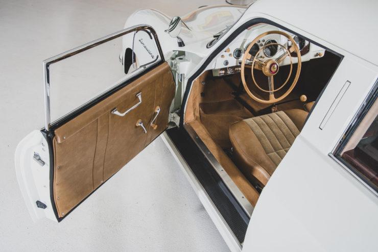 Porsche 356 Limousine Door