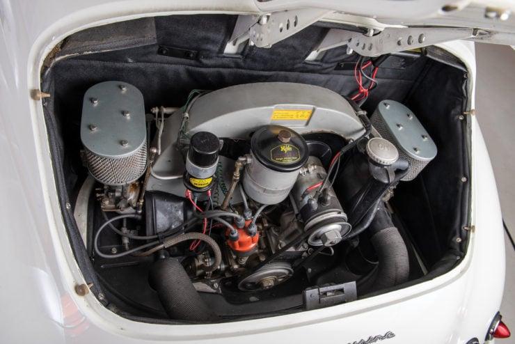 Porsche 356 Limousine Engine