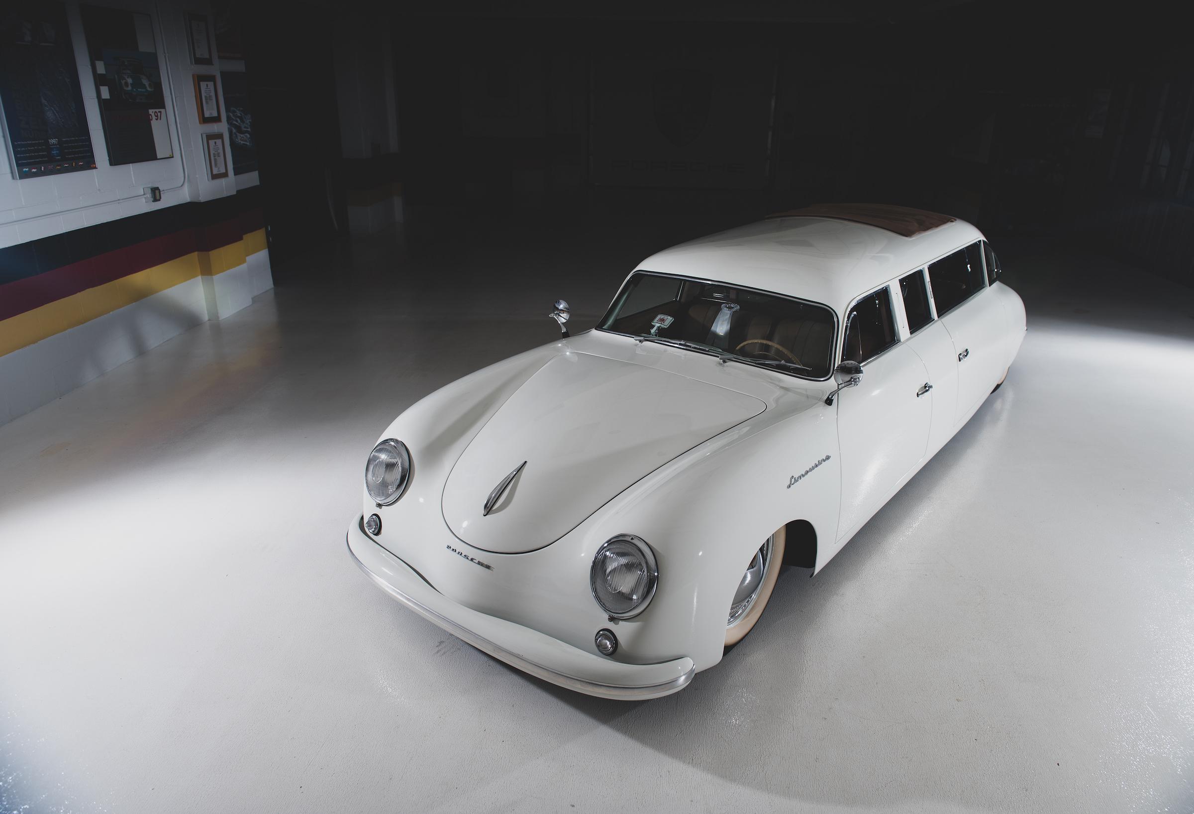 Porsche 356 Limousine Front 2