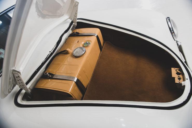 Porsche 356 Limousine Front Trunk