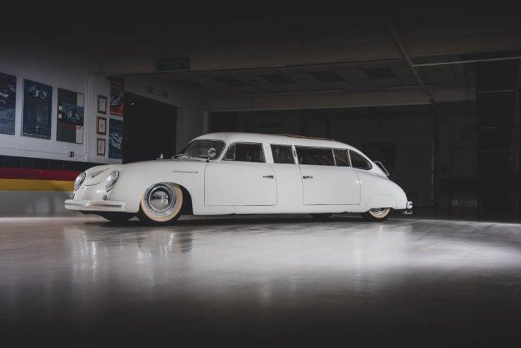 Porsche 356 Limousine Main