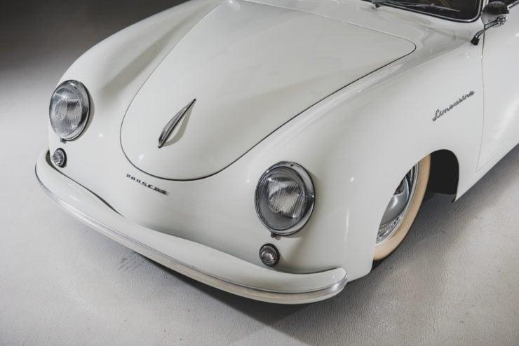 Porsche 356 Limousine Nose 2