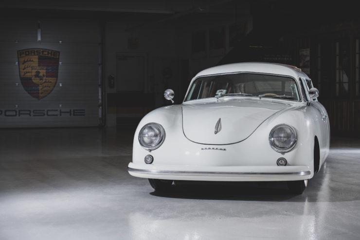 Porsche 356 Limousine Nose