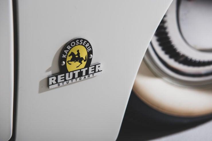 Porsche 356 Limousine Reutter