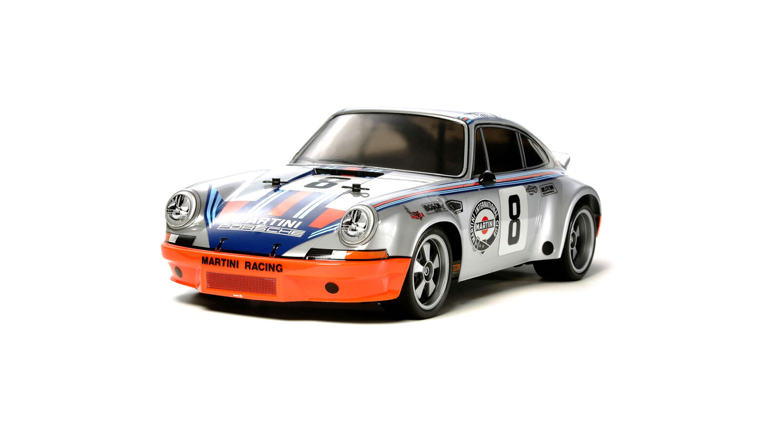 1:10th Scale Porsche 911 Carrera RSR Tamiya R/C Car