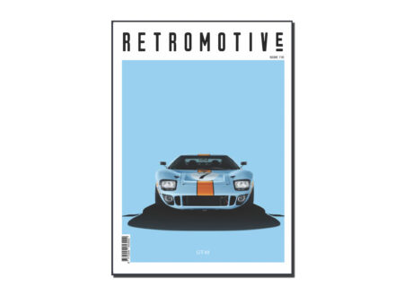Retromotive Magazine Cover