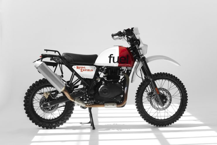 Royal Enfield Himalayan EFI Custom