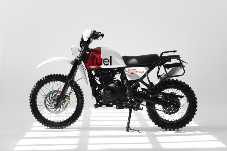 Royal Enfield Himalayan EFI Side