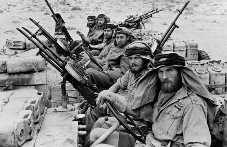 SAS Africa WW2