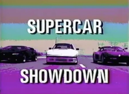 Supercar Showdown