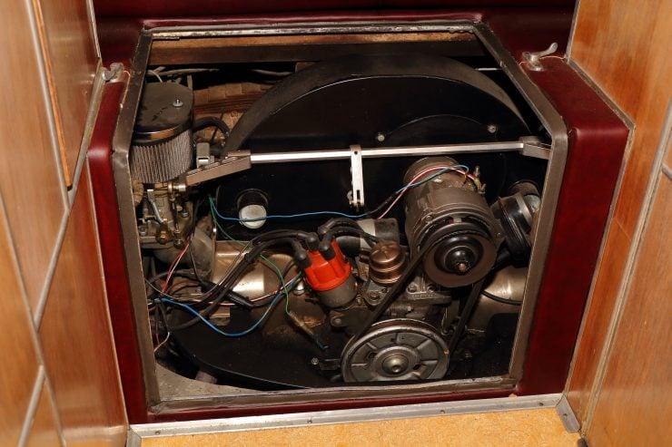 Tempo Mikafa Sport Camper Porsche VW Engine