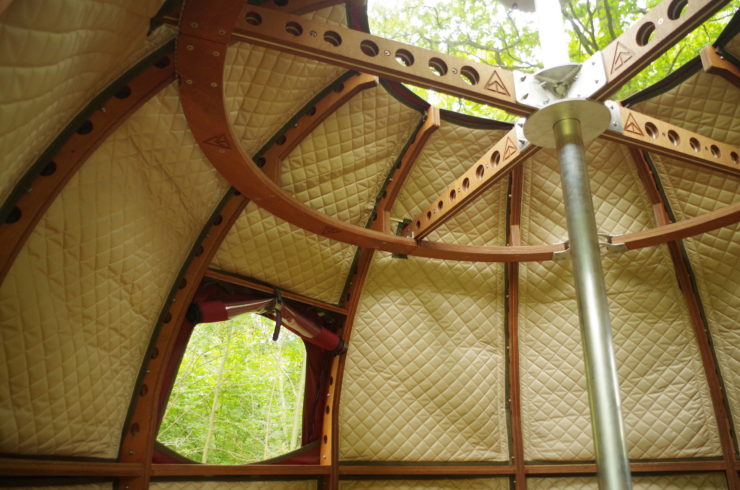 Tree Tent Roof