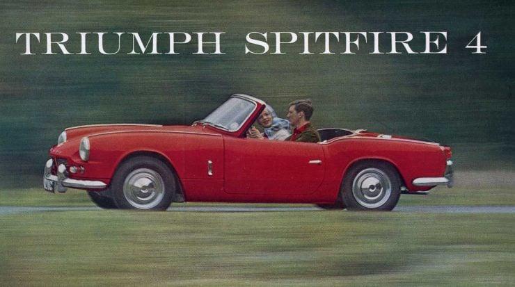 Triumph Spitfire 4