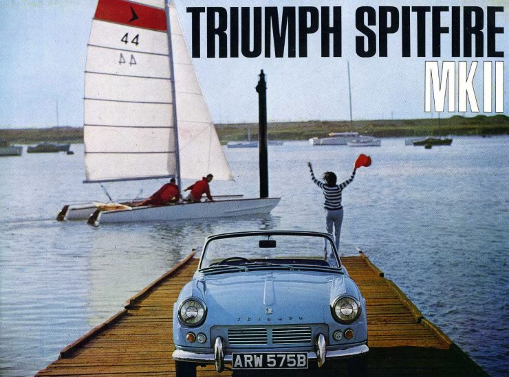 Triumph Spitfire Mark II Car