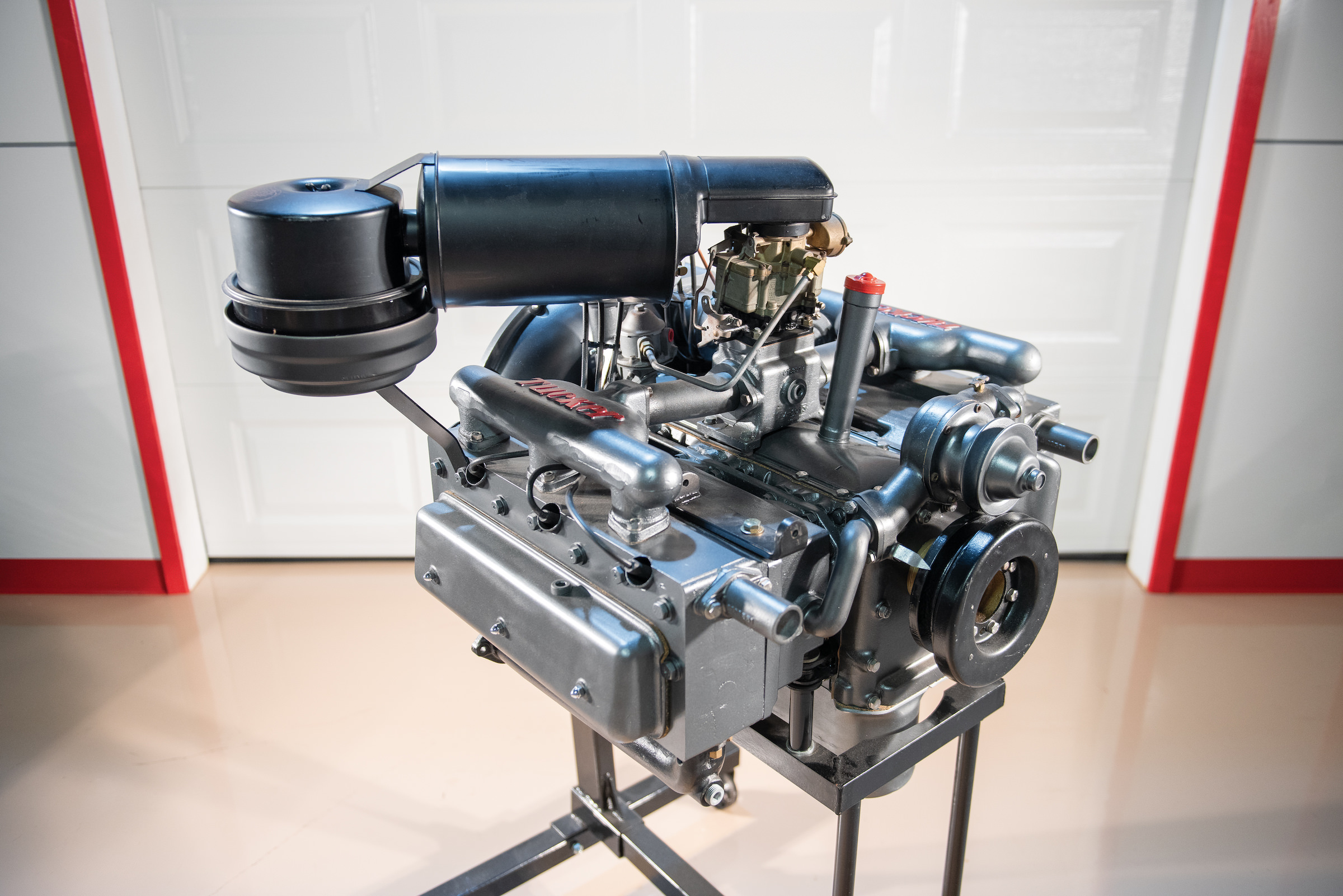 Tucker 48 Engine 2