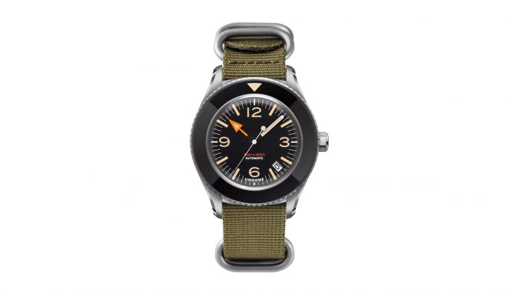 Undone Basecamp Standard Watch Army Green