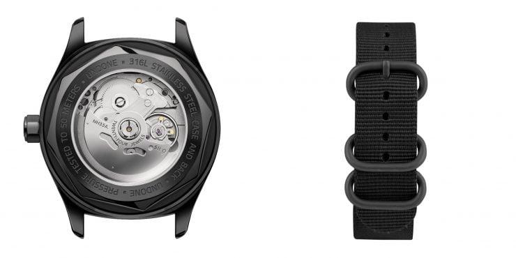 Undone Basecamp Standard Watch Case + Strap