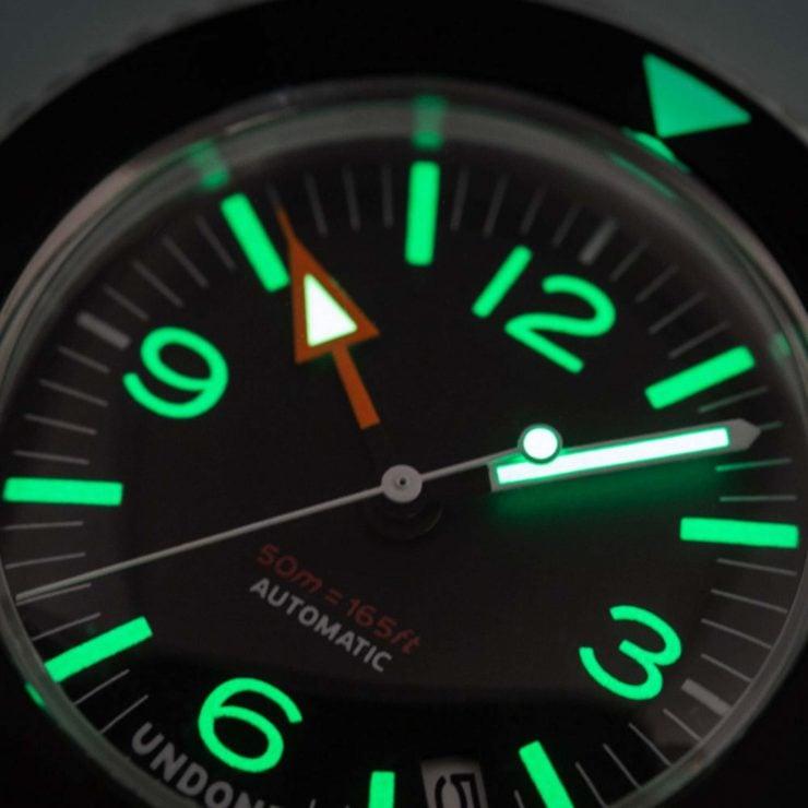 Undone Basecamp Standard Watch Lume