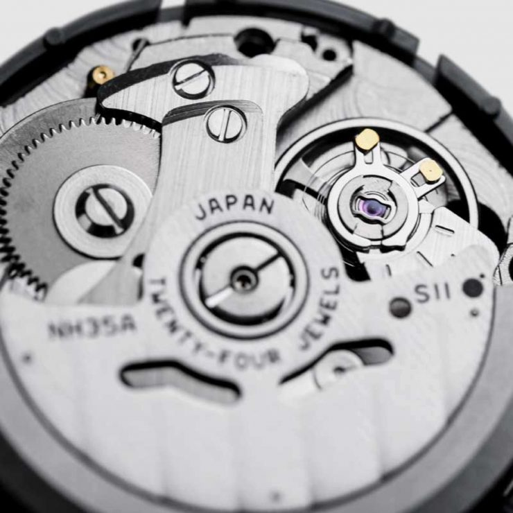 Undone Basecamp Standard Watch Movement