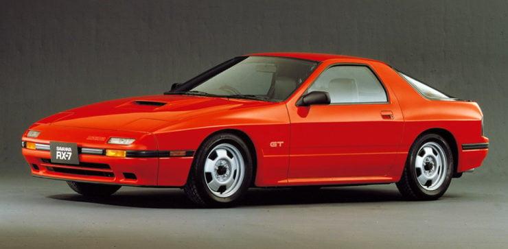 Mazda RX-7 Second Generation sports car
