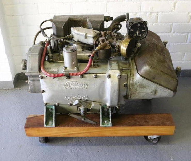 Vincent lifeboat engine