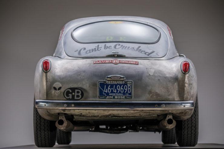Aston Martin DB2/4 Mk II Back