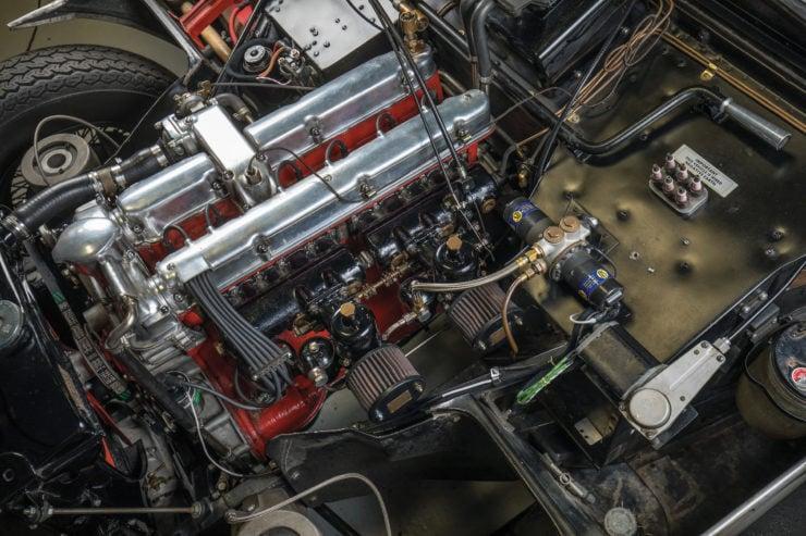 Aston Martin DB2/4 Mk II Engine