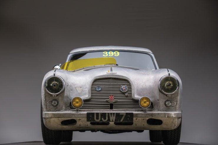 Aston Martin DB2/4 Mk II Front